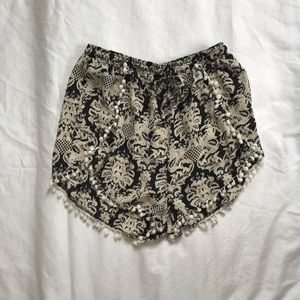 Patterned Shorts size Small
